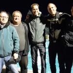 24-Stunden_Schwimmen_RSV_Leinhausen am 12.8.2017 mit Karsten Schmidt, Dennis Lembcke, Sven Saenger, Gabriel Prado Ojea, Matthias Stehr . Insgesamt als Team SG Letter 05 13 km erschwommen . Eintritt 5 euro